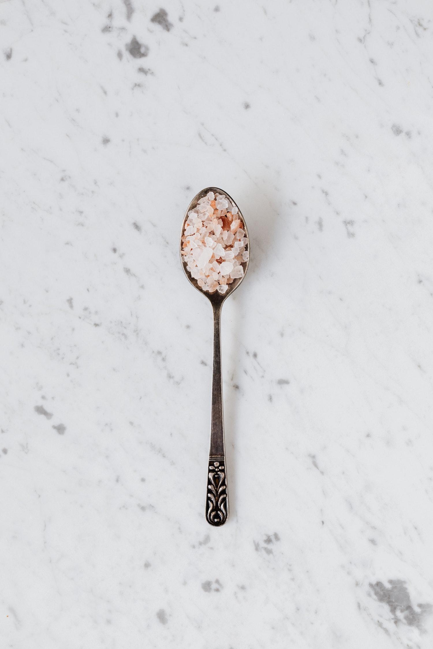 Spoonful of Pink Salt