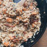 Pan of Fresh Risotto