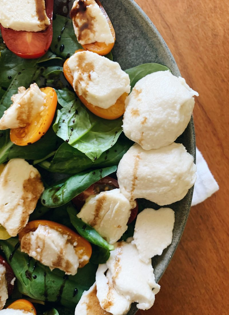 Vegan Mozzarella Cheese Recipe