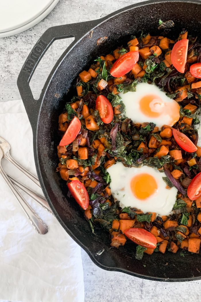 How to Make a Healthy Breakfast Hash Without a Recipe