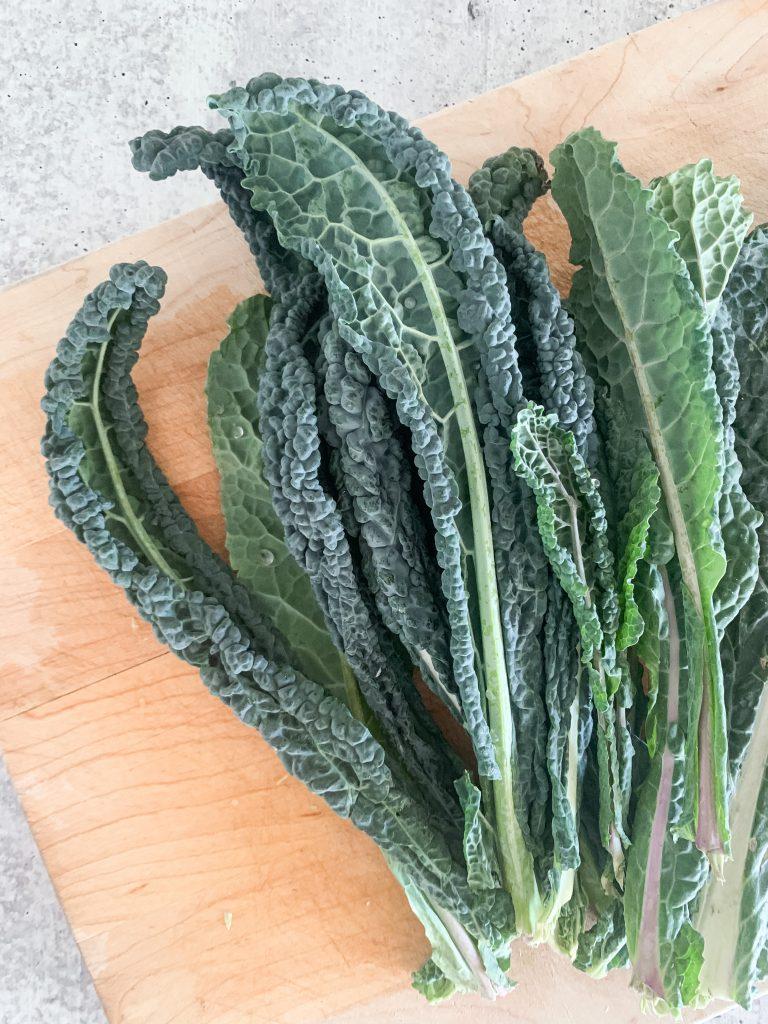 fresh dino kale