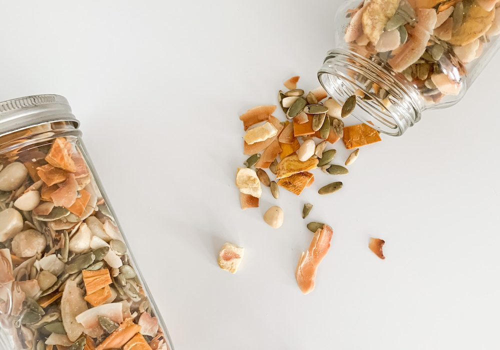 Tropical Trail Mix Recipe (Easy to Customize!)