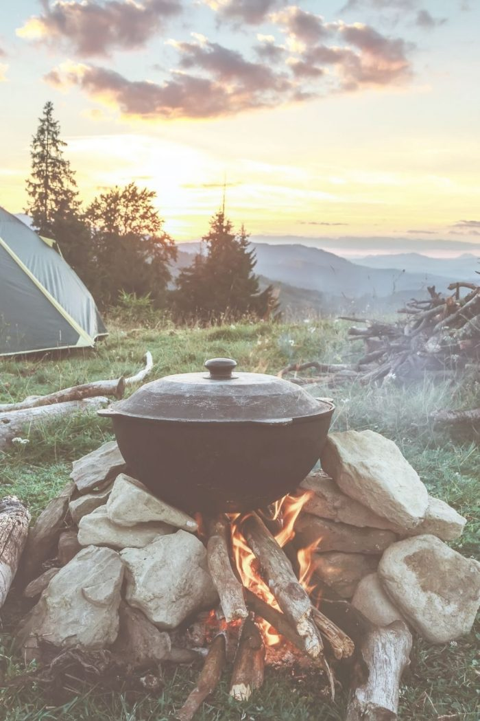 14 Gourmet (But Easy) Camping Food Ideas