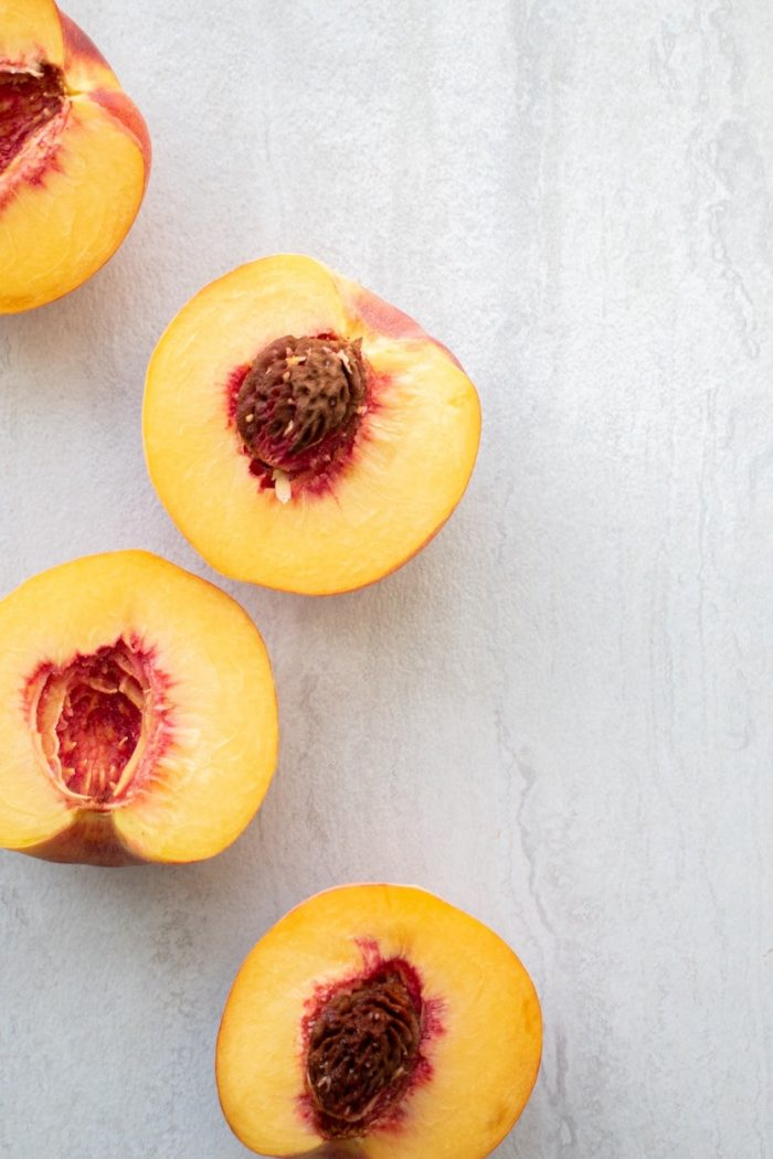 What Goes Well With Peaches?