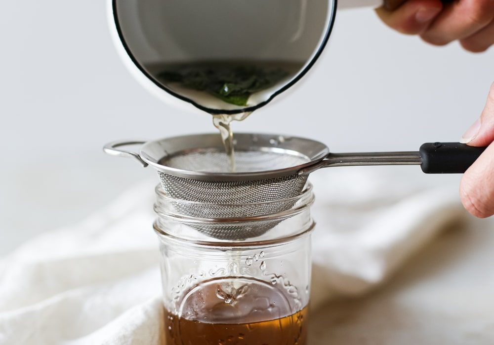 How to Make Simple Syrup (3 Variations)